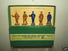 VINTAGE DINKY No.4 GIFT SET ENGINEERING STAFF     VN MIB