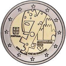 PORTUGAL 2 Euros Guimaraes, Capitale Européenne de la Culture 2012 UNC