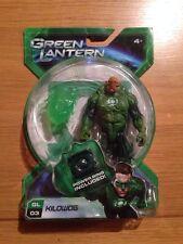 Green Lantern Movie Kilowog Action Figure MOC, Sealed