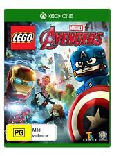 Lego Marvel Avengers  Xbox One Brand New Sealed