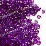 2000 Purple Acrylic Diamond Confetti 1/3ct for Wedding Decoration Table Scatters