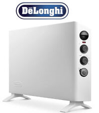 DeLonghi Heater Slim Style Convection with Timer 2400W Wall-Mountable FREE POST