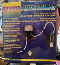 Aqua medic SP3000 Niveaumat peristaltic Pump Aquarium Fishtank Marine Tropical