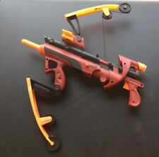 NERF Big Bad Bow Action Blasters Variation Red Tested Works