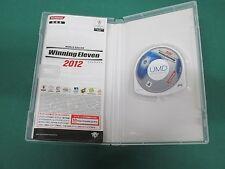 PlayStation Portable -- WORLD SOCCER Winning Eleven 2012 -- PSP. JAPAN. 58566