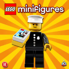 LEGO Minifigures #71021 - Serie 18 - Policier / Police Officer - NEW - Sealed
