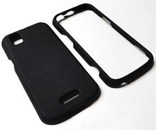 Matte Black Rubberized Hard Case Cover for Motorola XPRT MB 612