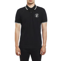 Northern Soul Embroidered Keep The Faith Quality Heavyweight Polo Shirt.