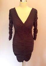 V Neck 3/4 Sleeve Stretch, Bodycon ASOS Dresses for Women