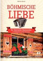 Steirische Harmonika Noten : Böhmische Liebe - mittelschwer - (Einzelausgabe)