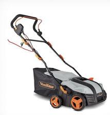 1800W 2 in 1 Scarifier / Garden Lawn Raker - 380mm Working Width Rake