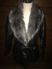 Womens Express Leather Jacket
