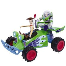 """New Disney Character Toy Story Remote Control """"RC"""" Car - 5 x AA & 1 x 9V battery"""