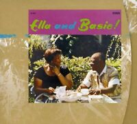 Ella Fitzgerald - Ella & And Basie (NEW CD)