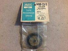 Vintage Idler Wheel Walsco Turntable Tape Parts NOS 1499-13-S for Webcor 2200