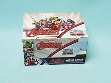 Topps Marvel Avengers  Hero Attax  1 x Display / 24 Booster