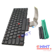 Replacement US English Keyboard + Tools for Lenovo Thinkpad Edge 15 E50 ZVOP139