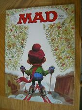 Mad Magazine #173 VF-  Mar 1975  Ski Jump Cover
