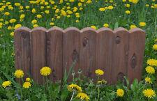 Edge Stone Mold Log Edging Border Mold ABS Plastic Plaster Concrete Cement #BR12