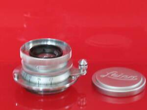 "Leica SM LTM 35mm f:3.5 E36 Summaron lens with cap, US SELLER ""LQQK"""