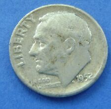 Verenigde Staten - USA : 1952 dime, 10 cents, Silver.