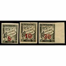 Lot A425 - Indochine - N°T3/4 Colonies Françaises Neuf (*) sans gomme