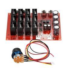 DC Motor Speed Control Switch PWM HHO RC Controller 60A 12V 24V 36V 40V 50V Z6A3