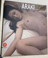 New listing Nobuyoshi Araki book