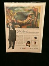 Yehudi Menuhin violin - Rca Victor Advertisement Dec 1945 - Bruch Concerto.