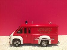MATCHBOX MODELS OF YESTERYEAR DODGE ROUTE VAN FIRE FIGHTER 1/43 NEUF BOITE A8