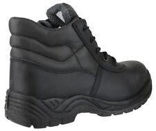 Chaussures de sécurité de travail noires pour bricolage, taille 39