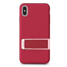Moshi Capto Slim Loop Case for iPhone XS MAX with Kickstand - Pink