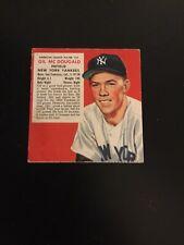 Redman Tobacco Baseball Card 1953 Gil McDougald NY Yankee