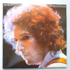 Bob Dylan - At Budokan Vinyl 2x LP Complete UK 1st Press 1978 EX+/EX+