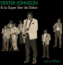 Live A Letoile - Dexter Johnson (2014, CD NEUF)