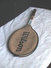 Vtg Wilson chris Evert prestige size 4 3/8 tennis racquet in excellent condition