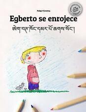 Egberto Se Enrojece/Ehbert Chervoniye : Libro Infantil para Colorear...