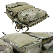 TMC3107-MC Pouch Bag Zip Panel NG Version for Tactical Vest 16-18 AVS JPC2.0 CPC