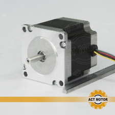 DE Free 1PC Nema23 Schrittmotor 23HS6620 6Leads 2A 56mm 180oz-in φ 6.35mm