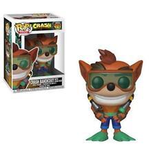 Crash Bandicoot Crash with Scuba Pop! Vinyl Figure #421