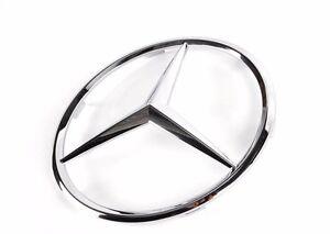 Mercedes-Benz Genuine W164 X164 W251 W216 ML GL CL R-Class Front Grille Star NEW