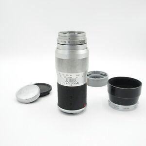 Leitz Wetzlar Leica M  Elmar 1:4/135 Objektiv