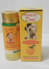 Piment Doux Lightening Serum  with 60ML Fruit Acid Sealed Authentic