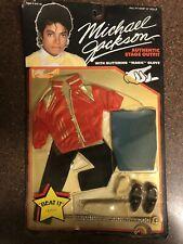 84 Michael Jackson Beat It Doll Outfit ! Vintage