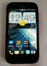 HTC - 8GB - RED (BOOST MOBILE) SMARTPHONE DUAL CORE BEATS AUDIO QUICK SHIPPING