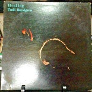 TODD RUNDGREN Healing Released 1981 Vinyl/Record Album US pressed