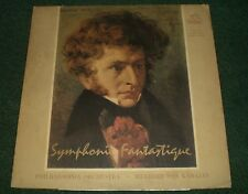 Hector Berlioz~Symphonie Fantastique~Herbert von Karajan Angel Records FAST SHIP