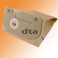Volta Upright au4300Vacuum Cleaner Bags, Smartvac Eureka, smartvac  Electrolux.