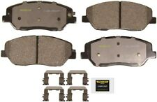 Disc Brake Pad Set-Total Solution Ceramic Brake Pads Front fits 2009 Kia Borrego