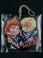 Boku no My Hero Academia Pita! Deforme Acrylic Key Chain 7 Kirishima Ojiro New